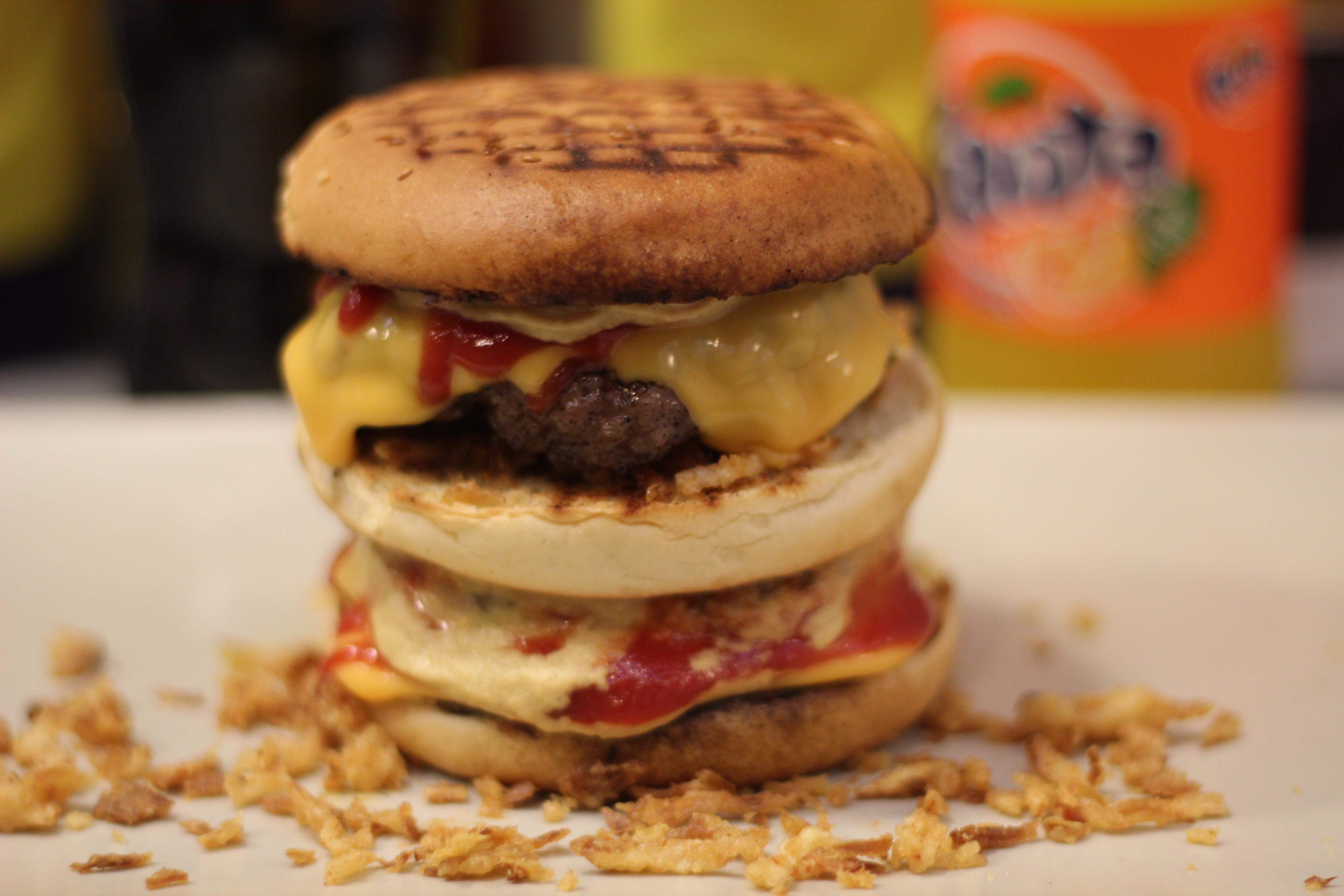 Dupla hamburger
