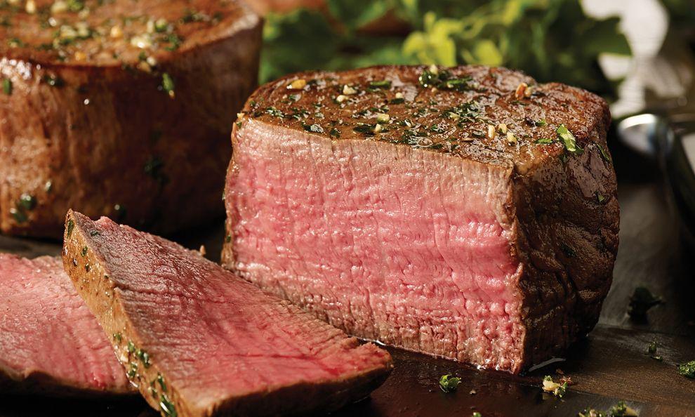 Bélszín steak